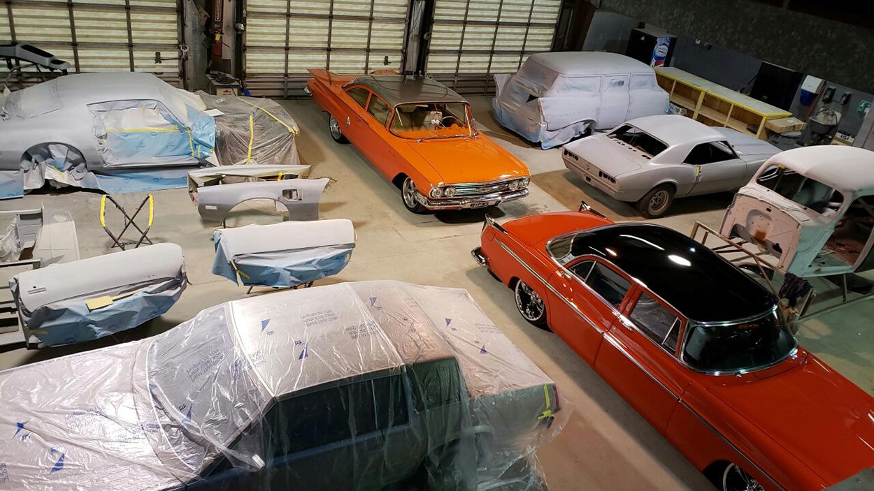 Vintage car restoration Suffolk VA   East Side Rides - East Side Rides